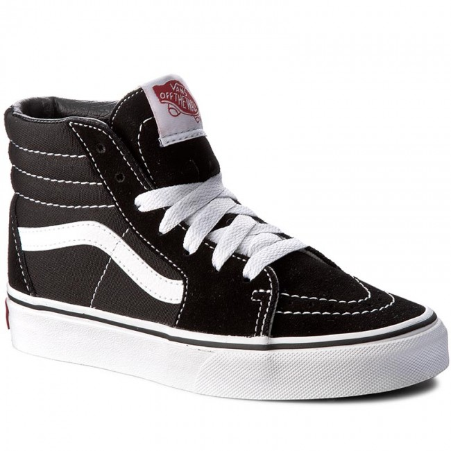 Sneakers VANS - Sk8-Hi Vn000D5F6BT Black/True White