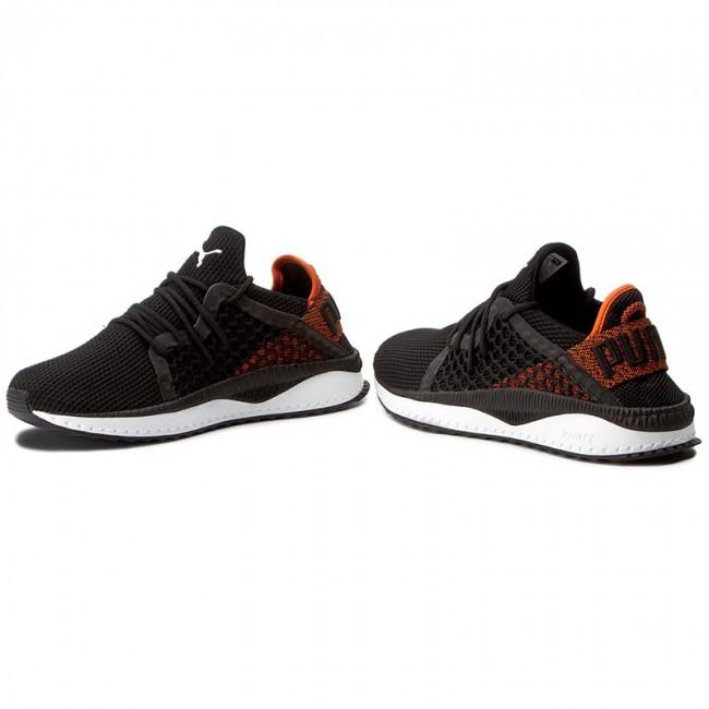 Sneakers PUMA Tsugi Netfit 364629 02 Puma BlackScarlet IbisWhite