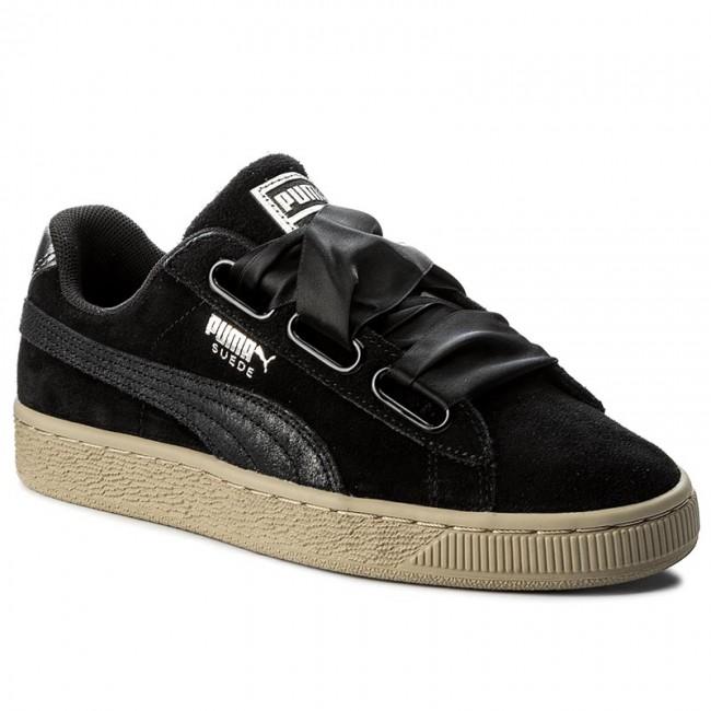 scarpe puma suede heart safari