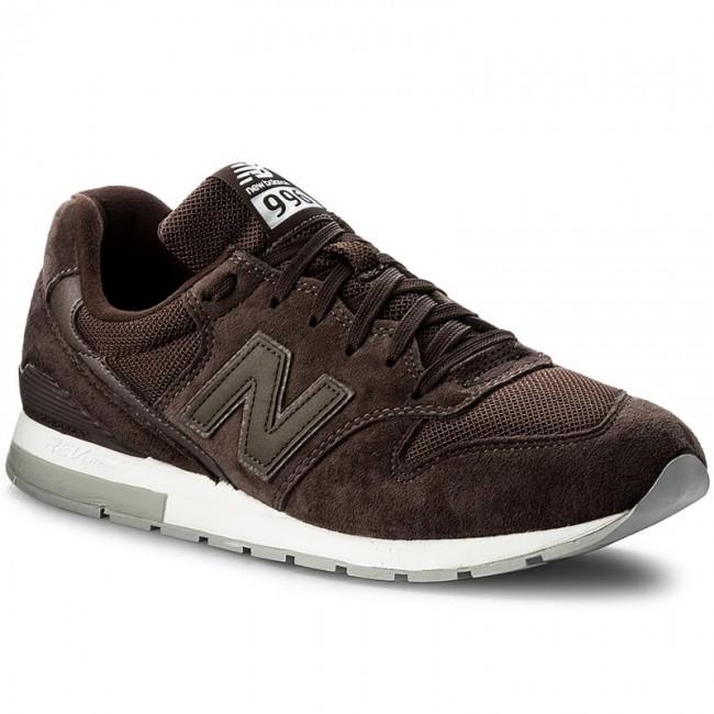 new balance 996 uomo marrone