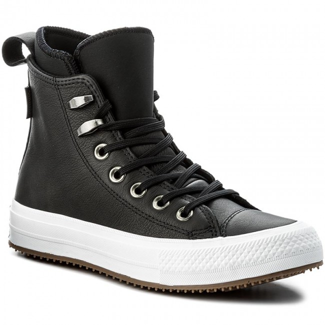 Sneakers CONVERSE - Ctas Wp Boot Hi 557943C Black/Black/White