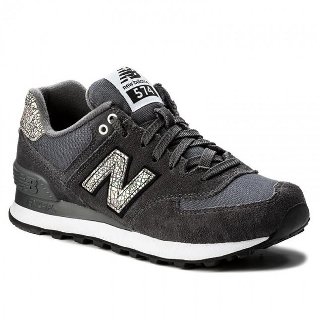 Sneakers NEW BALANCE - WL574CID Grigio