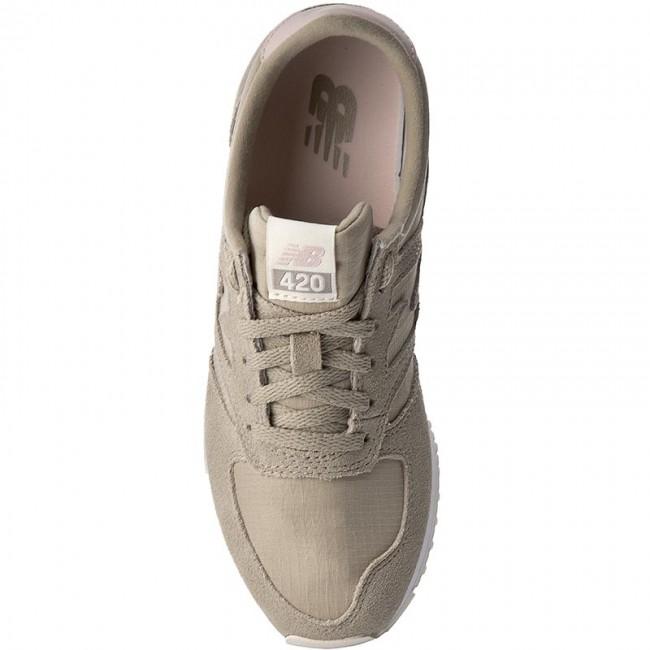 Grigio Wl420mba New Balance Donna Scarpe Sneakers Basse 2YWEeDIbH9