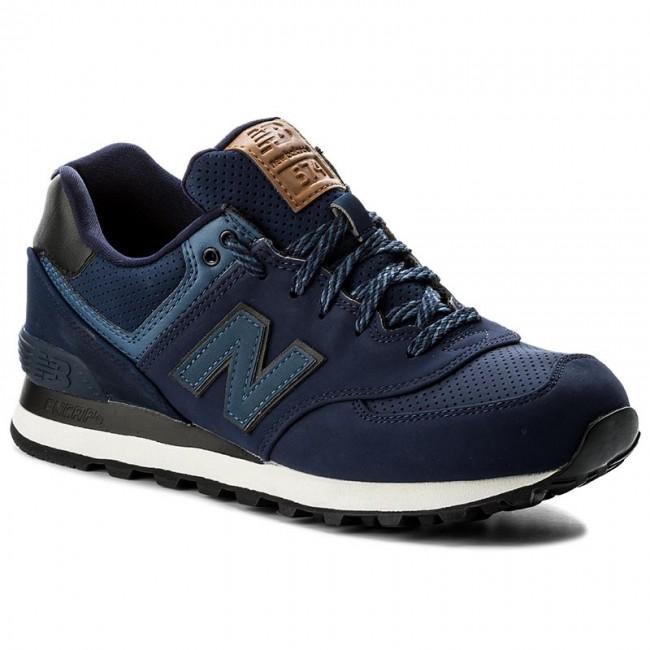 Sneakers NEW BALANCE ML574GPF Blu scuro