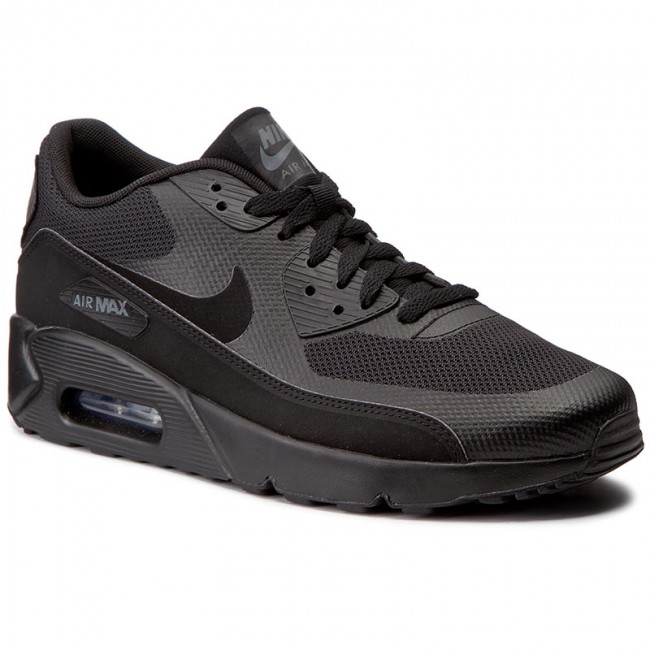 Scarpe NIKE Air Max 90 Ultra 2.0 Essential 875695 002 BlackBlackBlackDark Grey