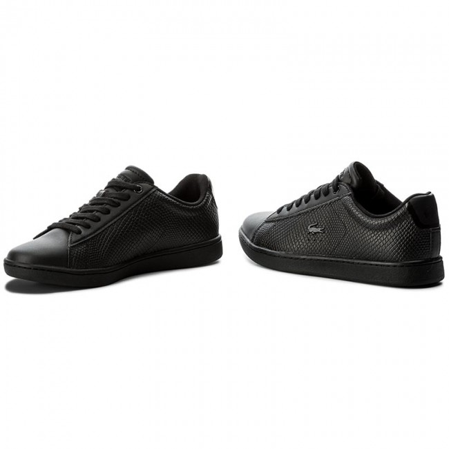 Sneakers LACOSTE Carnaby Evo 317 3 Spw 7 34SPW0008024 Blk