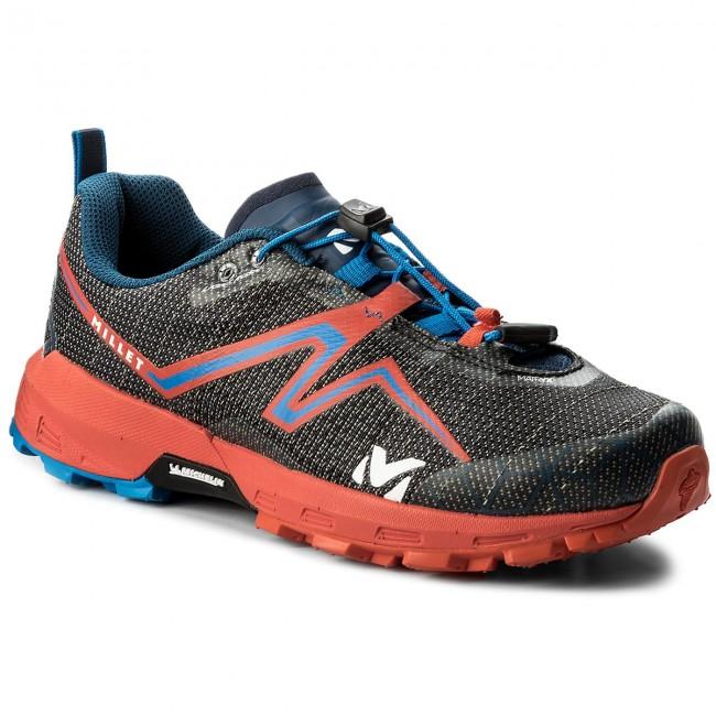 huge discount 97921 47e5a Scarpe da trekking MILLET - Light Rush MIG1364 Orange/Electric Blue 8532