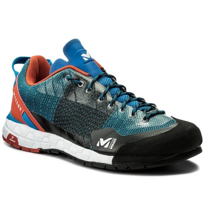 timeless design 3d1e0 d8f99 Scarpe da trekking MILLET - Amuri MIG1369 Electric Blue/Orange 8331
