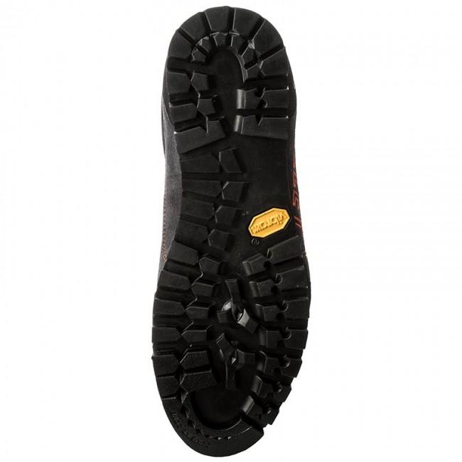 Scarpe da trekking MILLET - Friction MIG1279 Deep Grey/Anthracite 1229 - Scarpe da trekking e scarponcini - Scarpe basse - Uomo