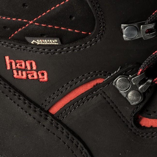 Gore Sportive Gtx Tatra E Hanwag red Scarpe Da Trekking 012055 Scarponcini Ii tex Black Uomo 200100 8nOk0PwX
