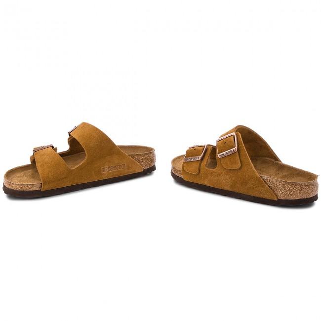 Ciabatte BIRKENSTOCK - Arizona Bs 1009527 Mink - Ciabatte da giorno - Ciabatte - Ciabatte e sandali - Donna