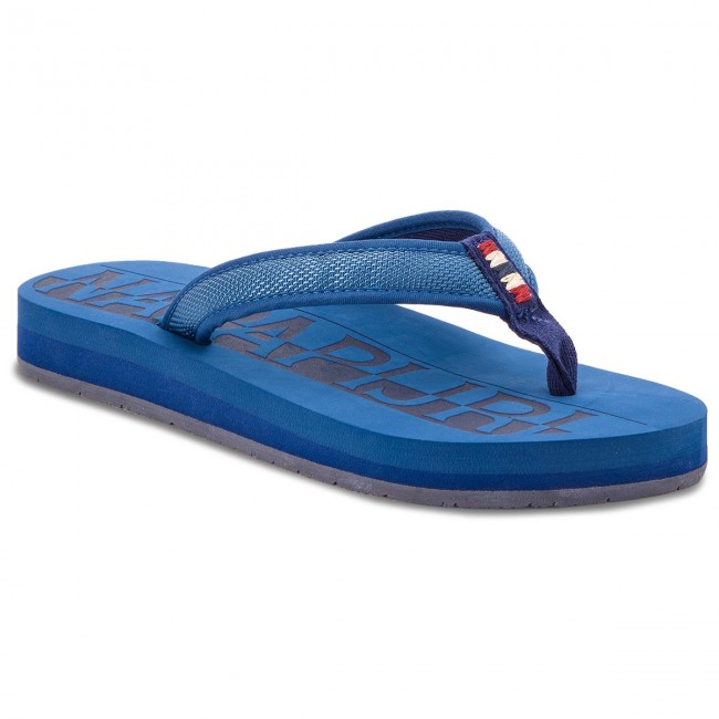 Napapijri Royal Sandali Donna Blue N67 Ciabatte E Infradito Ariel 16798556 FKc1JTl