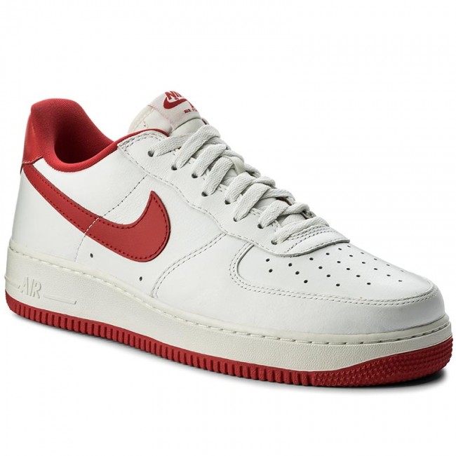Sneakers Summit White University Red Nike Air Force 1 Low