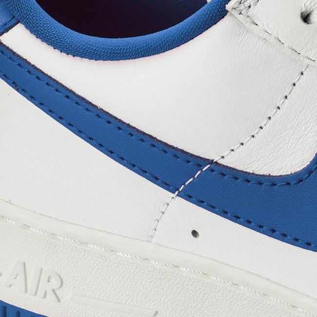 Nike air force 1 low retro summit white game royal