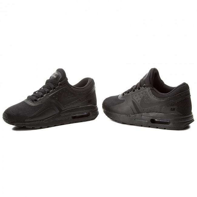 006 Air Donna Scarpe Zero Essentialgs881224 Basse Black Nike Max black Sneakers black DIWE2H9