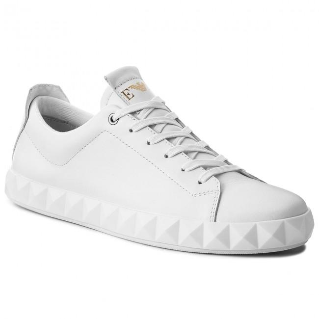 Sneakers EMPORIO ARMANI X4X211 XF187 00001 Optical White