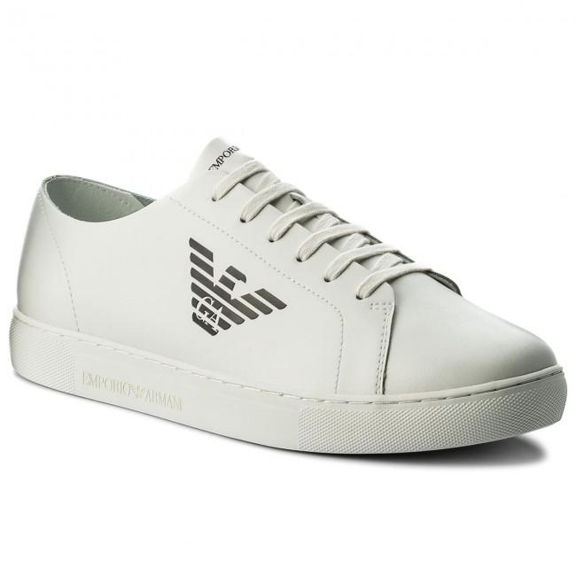Sneakers EMPORIO ARMANI X4C471 XF190 00001 Optical White