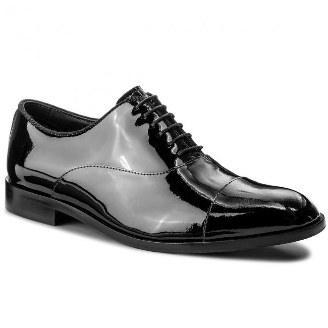 f41316b247 Scarpe basse EMPORIO ARMANI - X4C421 XB571 K001 Black/Black