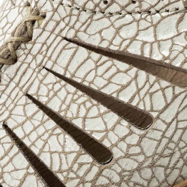 Scarpe basse RIEKER - 413X9-80 Weiss