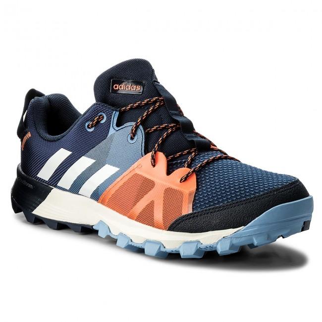 Scarpe Da Corsa Uomo Adidas Kanadia 8.1 Trail Carbon Nero Arancione » IC Varallo