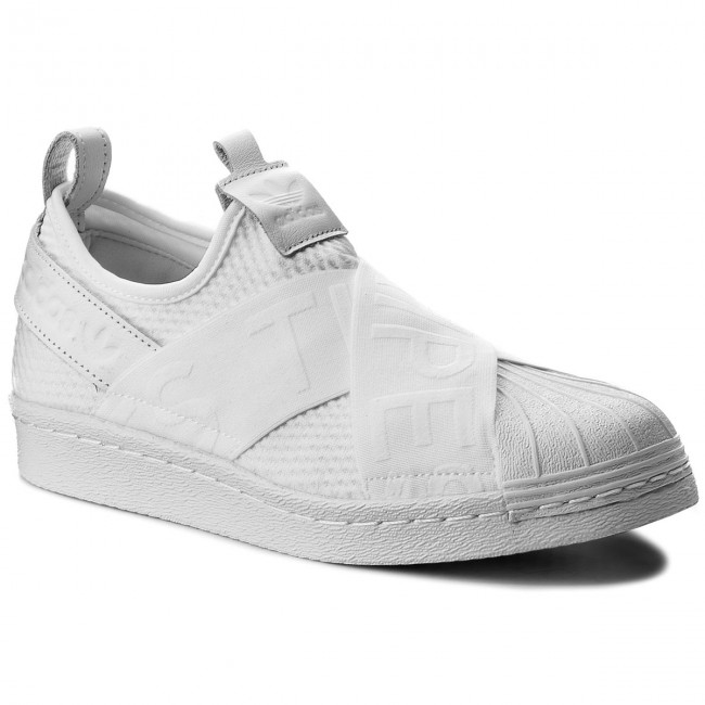Scarpe adidas Superstar SlipOn W CQ2381 FtwwhtFtwwhtCblack