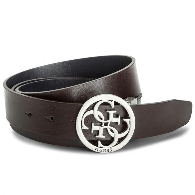 negozio online b1042 e2f18 Cintura da uomo GUESS - GIF003 LEA35 XL BRO
