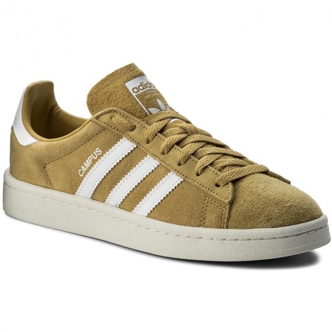 Donna Basse cwhite Scarpe Cq2082 Adidas Campus Sneakers Pyrite ftwwht SMqUzGLVp