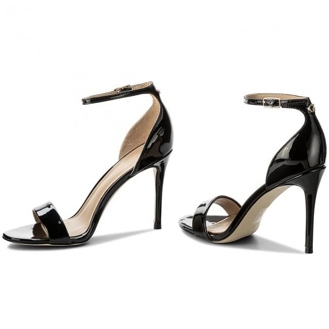 Karli Tdhcqsr Orcwdbex Paf03 Guess Flkrl1 Black Sandali Eleganti kPuOXiZ