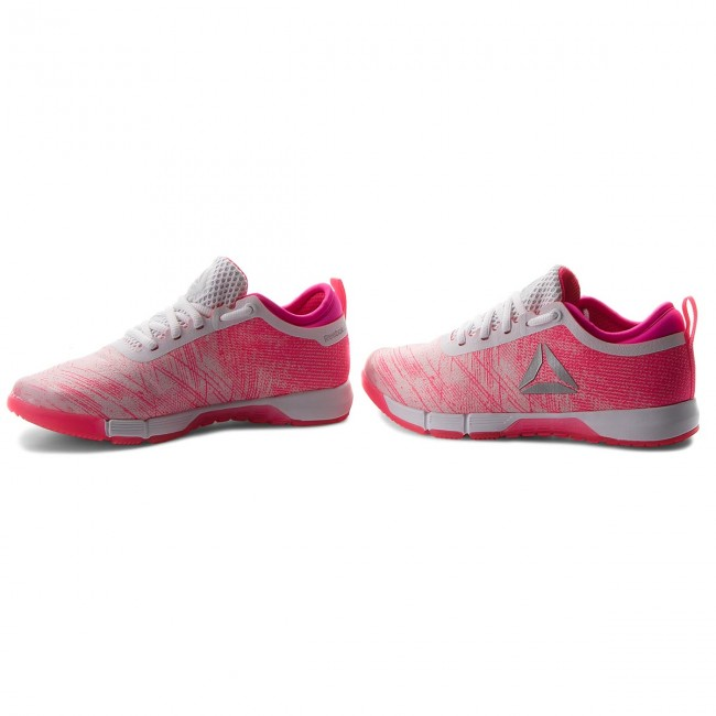 Scarpe Reebok - Speed Her Tr CN2246 Pink/White/Silver - Fitness - Scarpe sportive - Donna