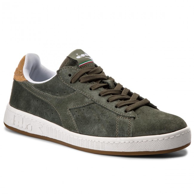 Sneakers Diadora Donna | GAME LOW S W VERDE OLIVINE