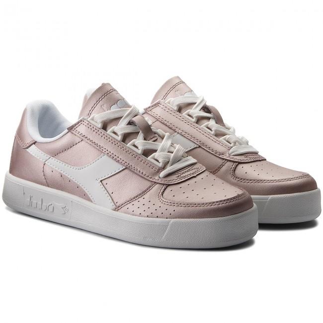 Sneakers DIADORA - B. Elite L Metallic Wn 501.173209 01 50237 Burlwood Pink - Sneakers - Scarpe basse - Donna