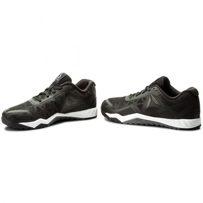 Scarpe Reebok - Ros Workout Tr 2.0 CN0971 Blacl/Alloy/White - Fitness - Scarpe sportive - Donna
