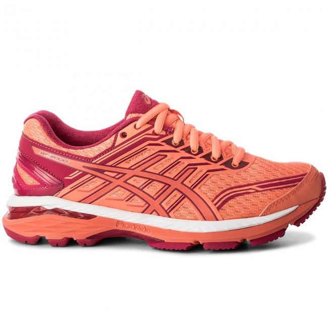 Rose 0630 Da Asics Gt 2000 Pink 5 bright Allenamento Coral Scarpe coral Running Sportive Donna Flash rQChxBotsd