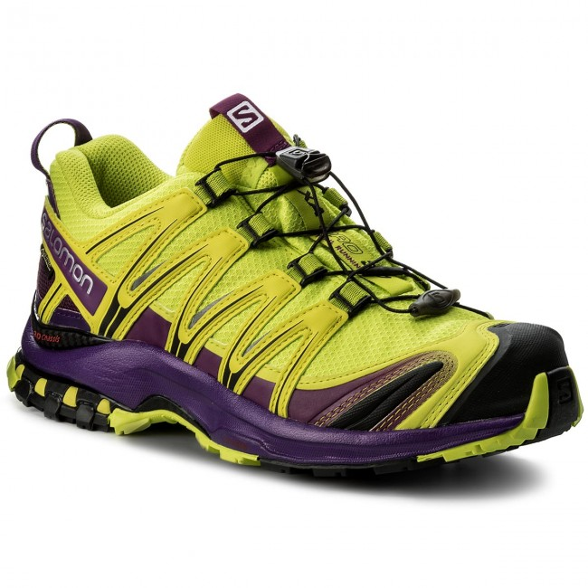 192985f5663df9 Scarpe SALOMON - Xa Pro 3D Gtx GORE-TEX 393330 22 V0 Lime - Trail running -  Running - Scarpe sportive - Donna - escarpe.it