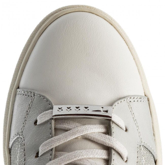Basse 197 25224 Scarpe Sneakers Donna White 29 Comb Tamaris 1 0wm8nN