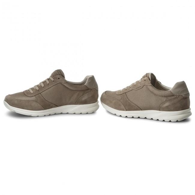 Damian Uomo U C 02214 Scarpe C5004 Basse U820hc Sand Sneakers Geox VpGjUzMLqS