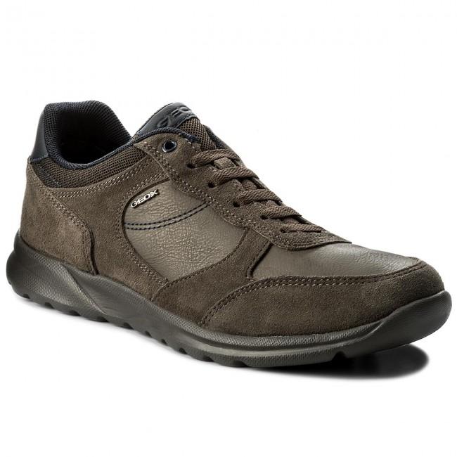 Sneakers GEOX U Damian A U740HA 022ME C6029 Taupe