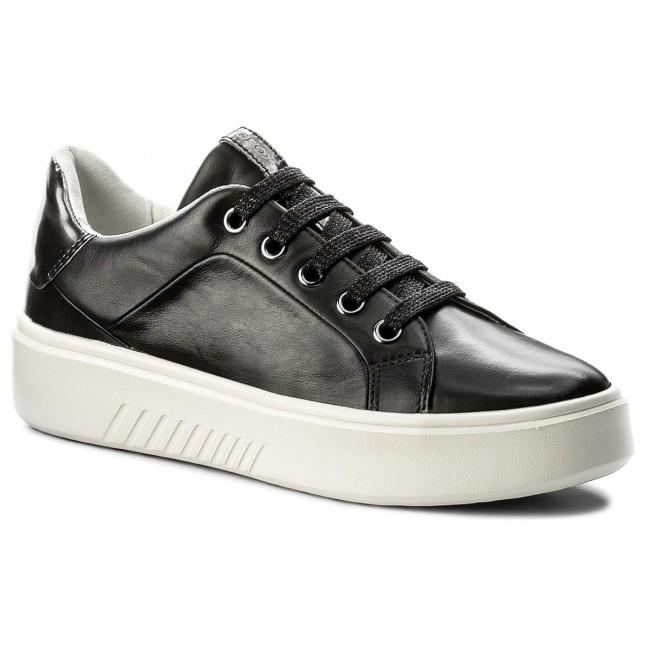 Sneakers GEOX D Nhenbus A D828DA 00085 C9999 Black