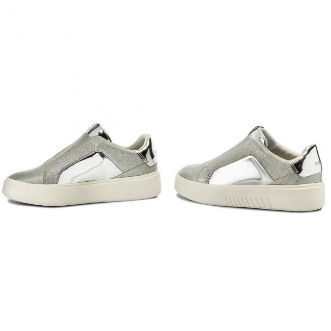 Sneakers GEOX D Nhenbus B D828DB 0KYBN C1007 Silver