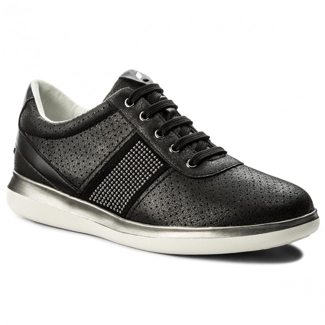 Sneakers GEOX D Jaysen C D941BC 000BC C9999 Black