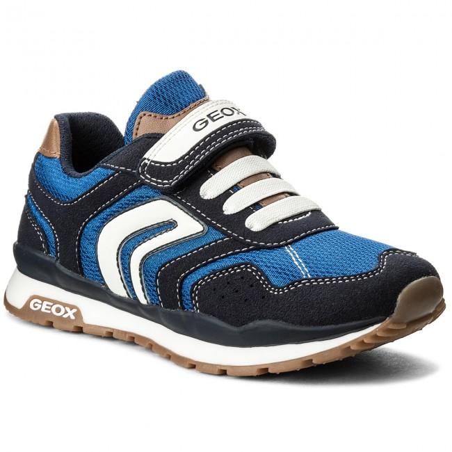 Sneakers GEOX J Pavel B J7215B 014AF C4226 S NavyRoyal