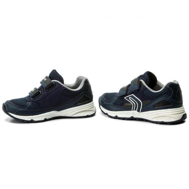 Sneakers GEOX J Bernie C J8211C 014AF C4002 S Navy