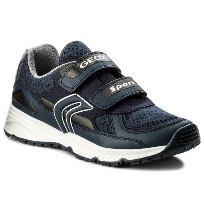 Sneakers GEOX J Bernie C J8211C 014AF C4002 D Navy