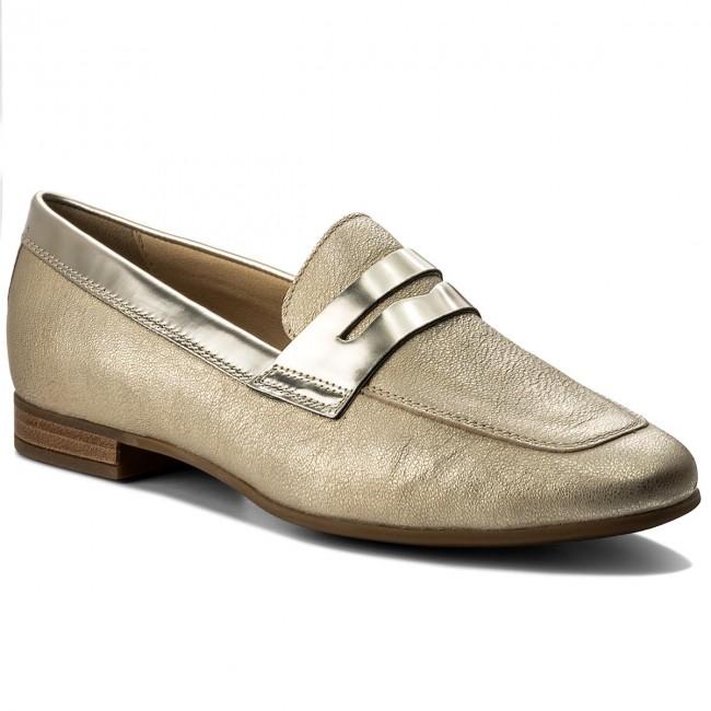 Donna Geox 0kybn Gold D D828pb Loafers Scarpe C2005 Basse Marlyna Ljq4R53A