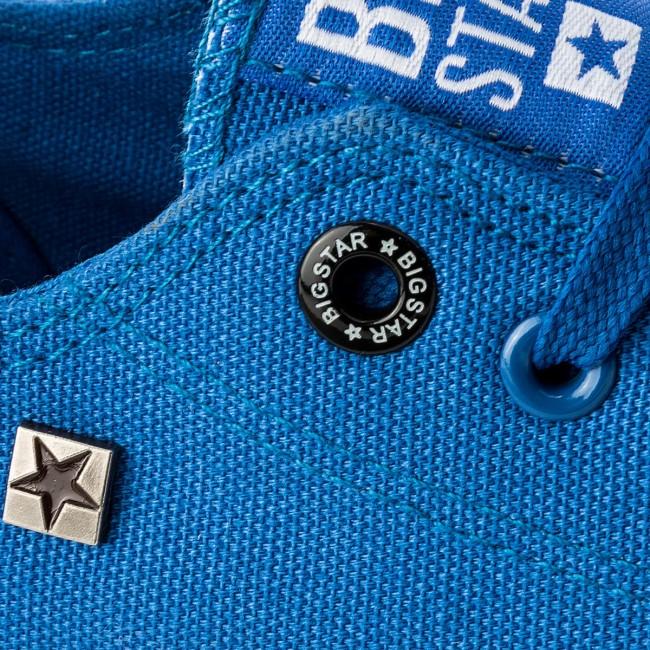 Scarpe da ginnastica BIG STAR - AA274011A Dk.Blue - Scarpe da ginnastica - Scarpe basse - Donna