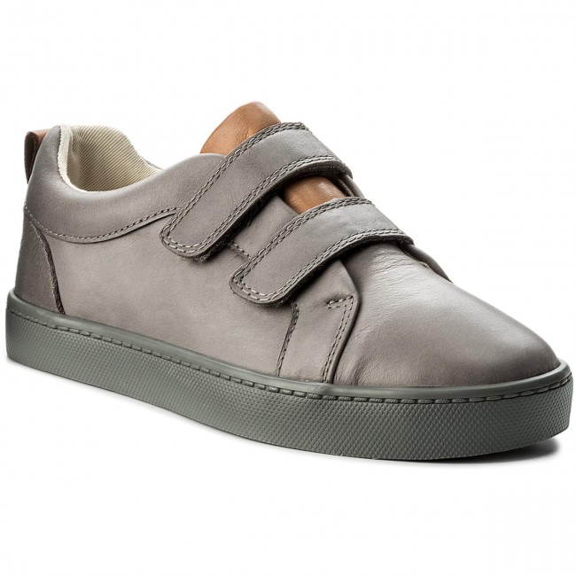 new concept 09269 ced12 Sneakers CLARKS - City Oasis 261340747 Grey Leather