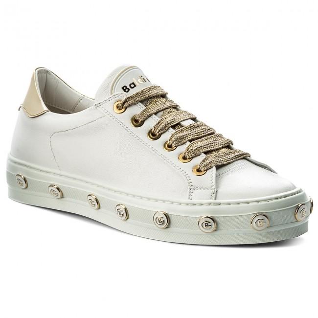 Sneakers BALDININI 898000XDOLA9085 Sca.D.Dome BiancoLaminato Oro