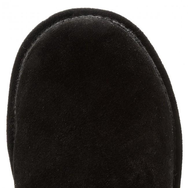 Scarpe Bearpaw - Elle Short 1962w Black Ii Tronchetti Stivali E Altri Donna