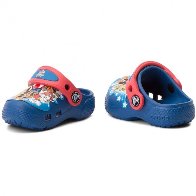 Paw Sandali Blue Ciabatte Funlab Patrol Clogs E Bambino Ps 205180 Crocs Jean B roexCBdW