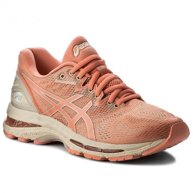 5fc0c653e544 Scarpe ASICS - Gel-Nimbus 20 Sp T854N Cherry/Coffee/Blossom 0606 - Scarpe da  allenamento - Running - Scarpe sportive - Donna - escarpe.it